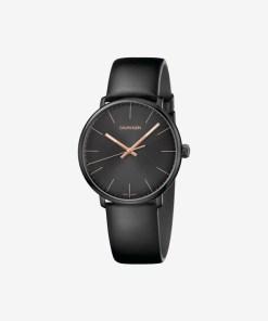 Calvin Klein High Noon Ceas pentru Bărbați - 74515 - culoarea Negru