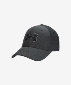 Under Armour Blitzing 3.0 Șapcă de baseball pentru Bărbați - 76496 - culoarea Gri