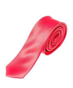 Cravata eleganta pentru barbat coral Bolf K001