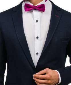 Papion elegant pentru barbat purpuriu Bolf M001