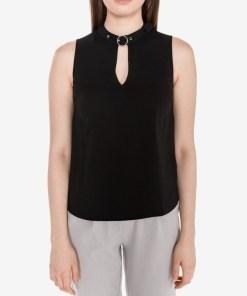 Guess - Polly Top pentru Femei - 81682 - culoarea Negru