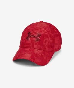 Under Armour Blitzing 3.0 Șapcă de baseball pentru Bărbați - 66733 - culoarea Roșu