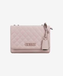Guess - Elliana Cross body pentru Femei - 83661 - culoarea Roz