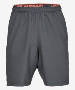 Under Armour Graphic Wordmark Pantaloni scurți pentru Bărbați - 76493 - culoarea Gri