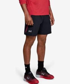 Under Armour Launch SW 7'' Pantaloni scurți pentru Bărbați - 83472 - culoarea Negru