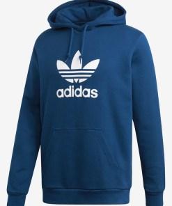 adidas Originals Trefoil Hanorac pentru Bărbați - 86393 - culoarea Albastru