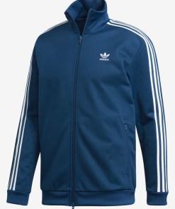 adidas Originals Beckenbauer Hanorac pentru Bărbați - 86397 - culoarea Albastru
