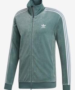 adidas Originals Cozy Hanorac pentru Bărbați - 86411 - culoarea Verde