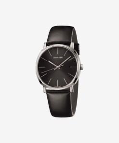 Calvin Klein Posh Ceas pentru Bărbați - 89595 - culoarea Negru