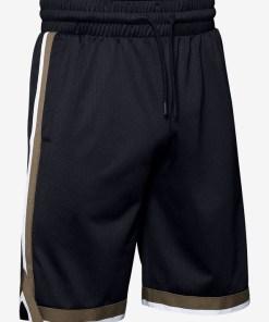 Under Armour Sportstyle Pantaloni scurți pentru Bărbați - 84718 - culoarea Negru