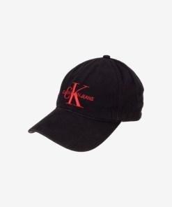 Calvin Klein Monogram Șapcă pentru Bărbați - 89784 - culoarea Negru