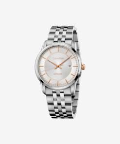 Calvin Klein Infinite Ceas pentru Bărbați - 89429 - culoarea Argintiu