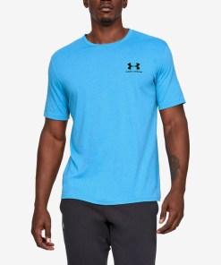Under Armour Sportstyle Tricou pentru Bărbați - 82580 - culoarea Albastru