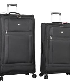 Set 2 trolere Madrid Black