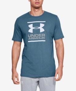 Under Armour Foundation Tricou pentru Bărbați - 82581 - culoarea Albastru