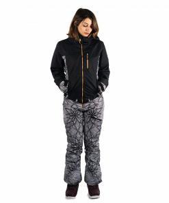Jacheta Illusion Snow Suit kvj6