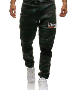 Pantaloni sportivi jogger barbati multicolor Bolf 3782D-A