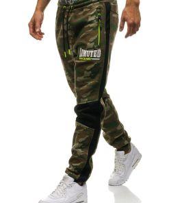 Pantaloni sportivi jogger barbati multicolor Bolf 3782C-A