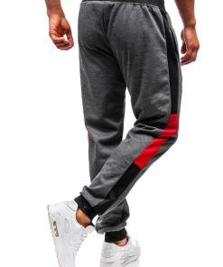Pantaloni de trening barbati grafit Bolf 35003