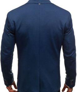Sacou elegant barbati albastru Bolf 1652-A