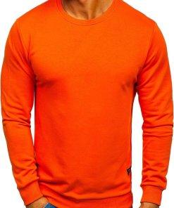 Bluza barbati portocaliu Bolf 171715