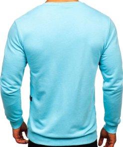 Bluza barbati albastru Bolf 171715