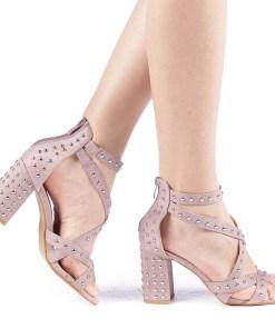 Sandale dama Nudil mov