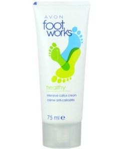 Avon Foot Works Healthy crema intensiv hidratanta pentru picioare