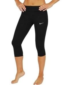 Colanti femei Nike Power Essential Capri 831652-011