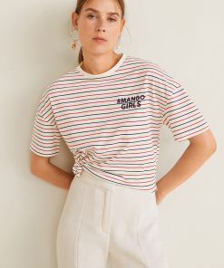 Mango - Tricou Stripes 1736996