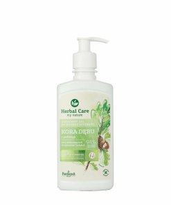 Gel intim protector cu extract de Coaja de Stejar si Prebiotice, 330 ml