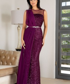 Rochie Attraction Violet