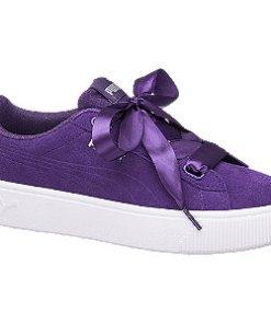 Pantofi de dama cu sireturi VIKKY STACKED RIBBON