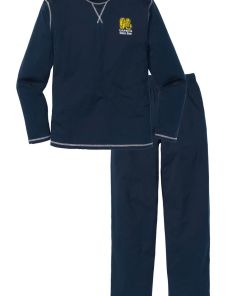 Pijama bonprix - albastru închis