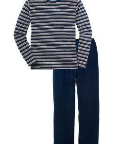 Pijama Nicky bonprix - bleumarin dungat
