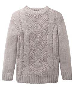 Pulover tricotatabonprix - bej melanj