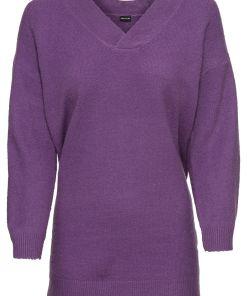 Pulover tricotatabonprix - violet ultra