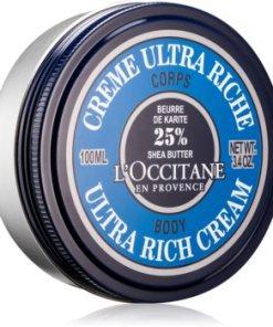 L'Occitane Karite crema de corp nutritiva 200 ml pentru pielea uscata sau foarte uscata