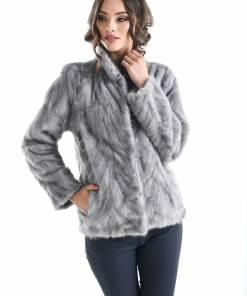 Jacheta din blana de nurca 288