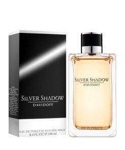 Apa de toaleta Silver Shadow, 100 ml, Pentru Barbati