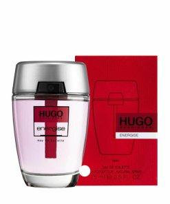 Apa de toaleta Hugo Boss Energise, 75 ml, Pentru Barbati