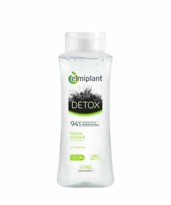 Apa micelara Detox, ten normal/gras, 400 ml