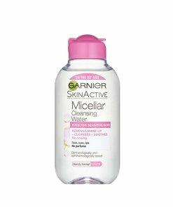 Apa micelara Garnier Skin Naturals pentru toate tipurile de ten, 125 ml