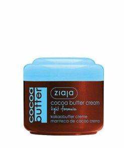Crema de fata si de corp cu Unt de Cacao LIGHT FORMULA pentru piele normala si uscata, 200ml