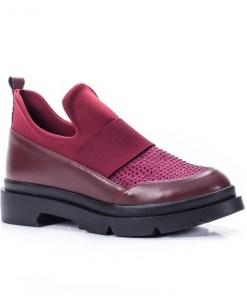 Pantofi dama casual visinii Hansao