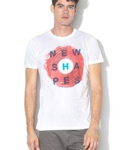 Tricou regular fit cu imprimeu grafic