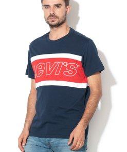Tricou cu imprimeu logo