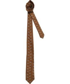 Tiger Of Sweden Cravata 'TRIGON tie'  galben