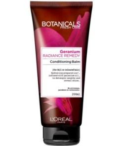 L'Oreal Paris Botanicals Radiance Remedy balsam pentru par vopsit