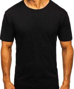 Tricou bărbați negru Bolf 14291